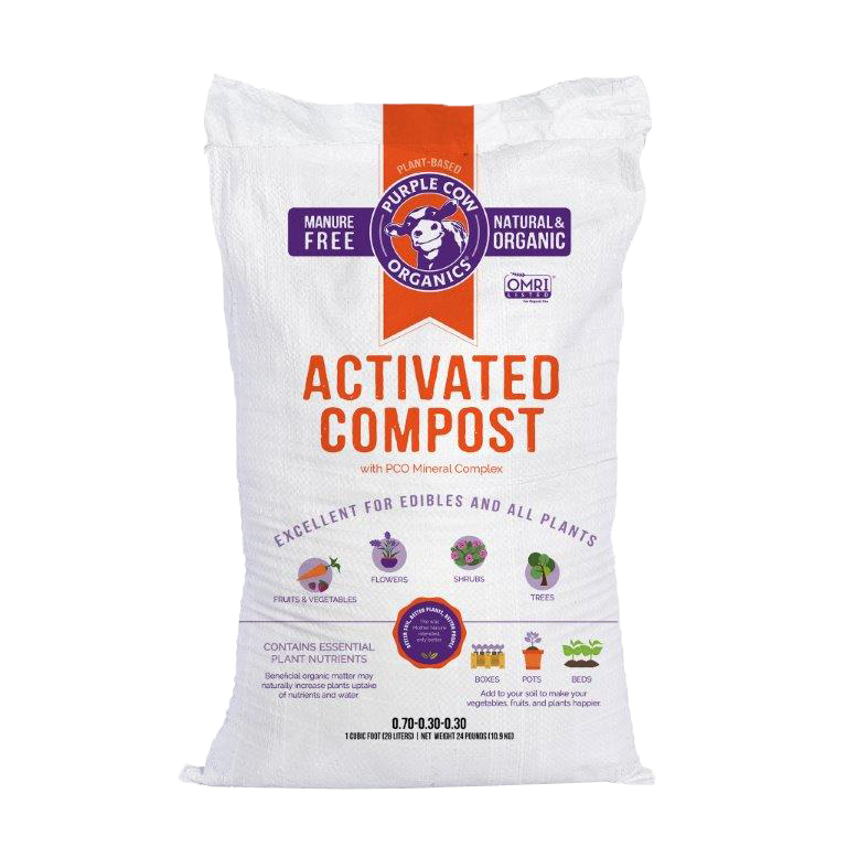 Purple Cow ActivatedCompost