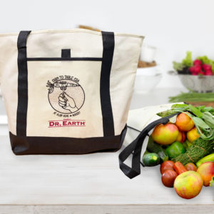 Receive two free tote bags and a double share of weekly produce every Saturday starting June through October with our CSA Full Share Subscription Membership