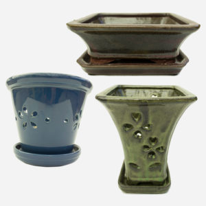Small Indoor Ceramic Pottery