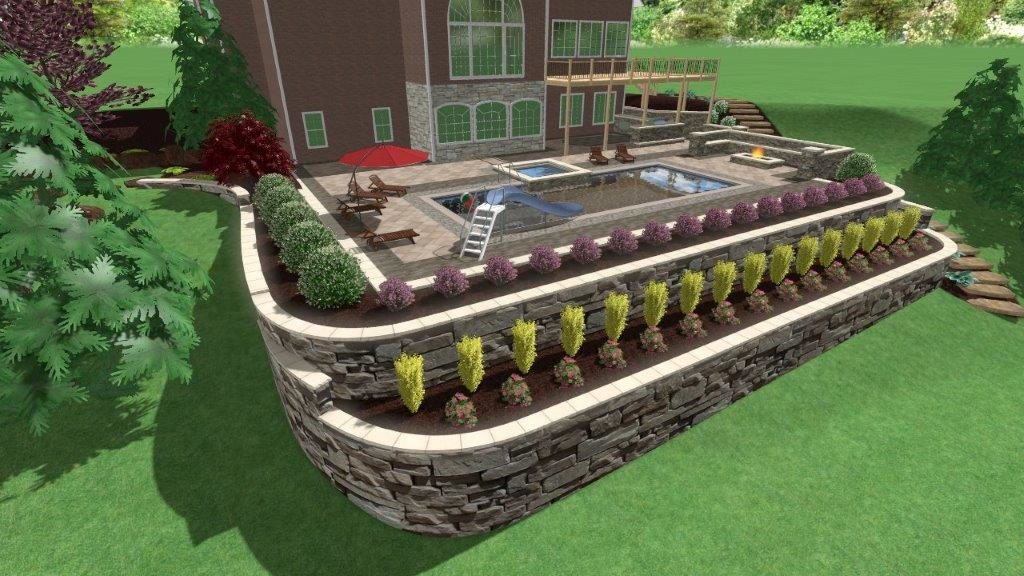 Landscape Design by Alsip Home & Nursery