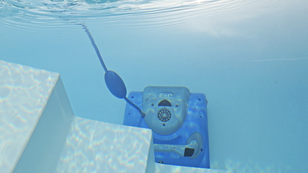 pool opening equipment