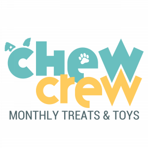 Chew Crew Alsip Home & Nursery's Monthly Treat and Toy Subscription Box