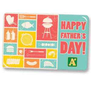 Send Dad an E-Gift Card from Alsip Home & Nursery for Father's Day!