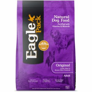 eaglepack original lamb and rice dog food