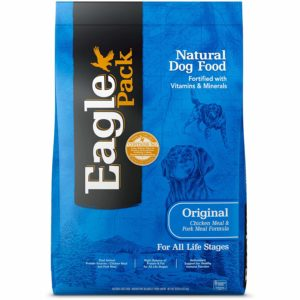 eaglepack original chicken and pork dog food