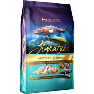 Zignature White Fish Formula