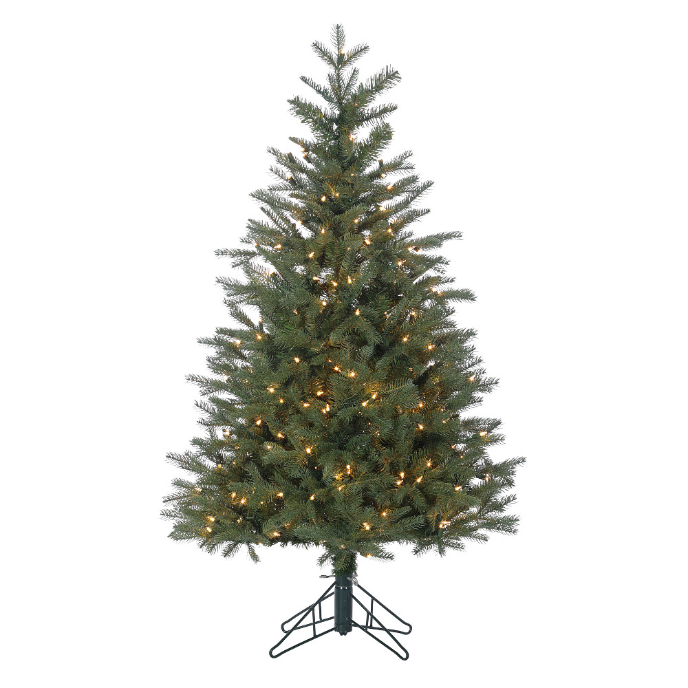 Frasier Fir Christmas Tree.4 5 Frasier Fir Lifelike Christmas Tree Staylit Clear Lights