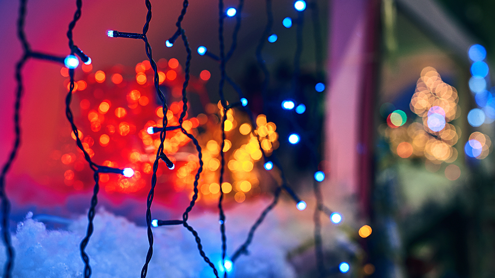 Different Types Of LED Christmas Lighting