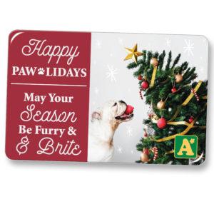 E-Gift Card Pet Christmas