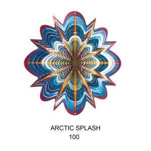 Arctic Splash Wind Spinner