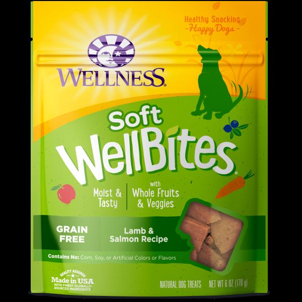 Lamb and Salmon WellBites