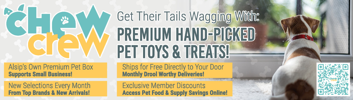 Get Their Tails Wagging With Premium Hand-Picked Pet Toys & Treats!