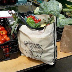 Typical mid-season bag
